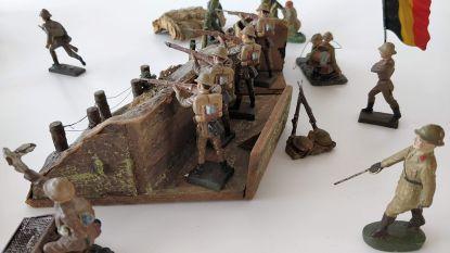 Speelgoedmuseum zet oorlogsspeelgoed in de kijker
