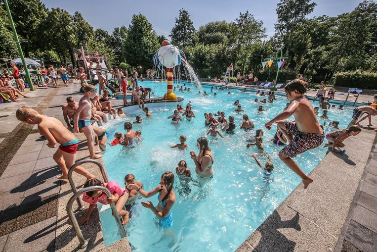 Het openluchtzwembad van Wielsbeke heropent de deuren vrijdag vanaf 17 uur.