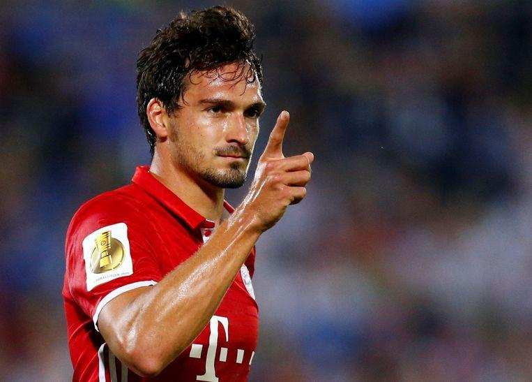 Bayern München legde 35 miljoen op tafel voor Mats Hummels.