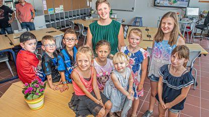 Oudste leerlingen De Peereboom krijgen vanaf maandag les in nieuwbouw