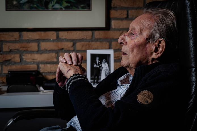 Vlaardinger André ter Brugge diende in de Tweede Wereldoorlog als tolk voor het Amerikaanse leger.