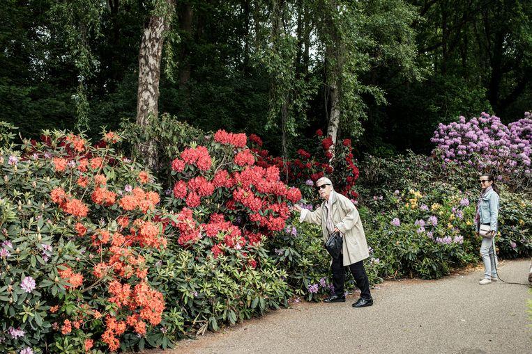 Het Amstelpark Beeld Jakob Van Vliet