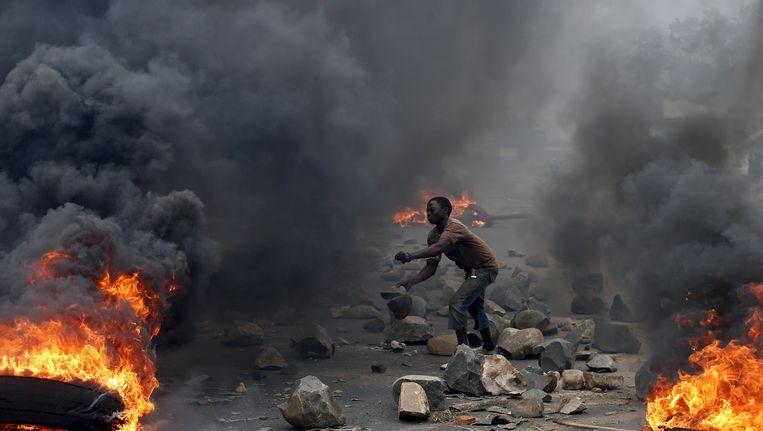 Al maandenlang woedt er in Burundi hevig geweld door protesten tegen president Pierre Nkurunziza.