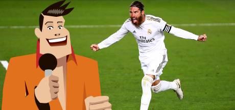Quiz | Hoe werd Sergio Ramos als kind genoemd door zijn vriendjes?