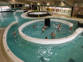 Extra waterplezier in Sport- en Recreatiebad De Kouter