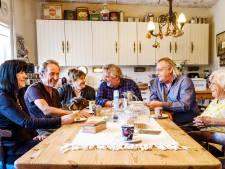 Familie onder één dak in Vinkeveen: 'We hebben nooit ruzie'