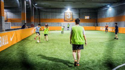 Vanaf augustus opnieuw indoor voetballen in Dok Noord