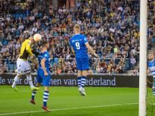 Kleine Bryan Linssen kopt PEC Zwolle naar de slachtbank