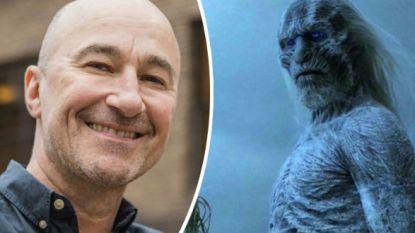 White Walker uit 'Game of Thrones' voert verkiezingscampagne voor Kenneth Taylor