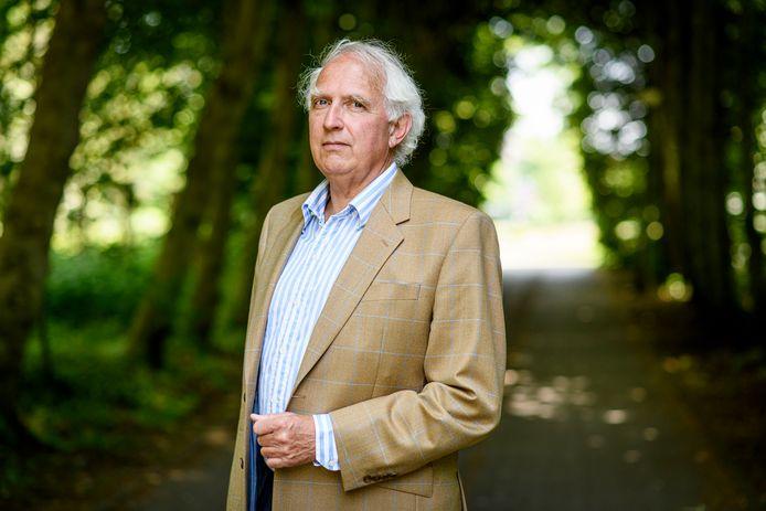 Raadslid Joost Nijhuis van VVD Enschede.
