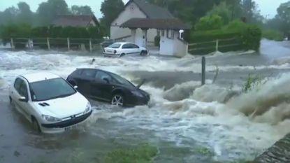Noodweer eist dode in Normandië