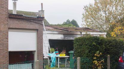 Gasfles ontploft in Affligem: bewoner was kippen aan het slachten