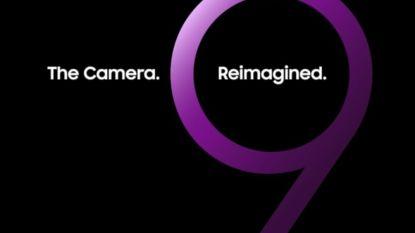 Officieel: nieuwe Samsung Galaxy S9 wordt voorgesteld op 25 februari en camera is pronkstuk