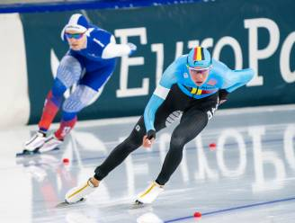 Bart Swings eindigt op 1.500 meter in middenmoot