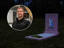 Guus tovert idee van vader die kind verloor om tot uniek grafmonument: 'Zijn verhaal ging door merg en been'