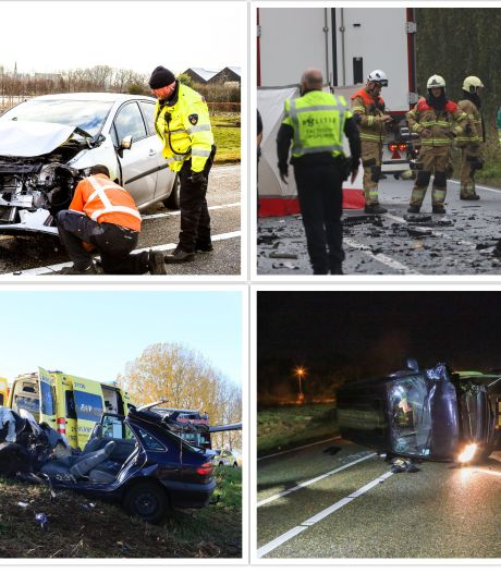 Na opknappen N279 nul doden tussen Veghel en Den Bosch, maar nu de rest van het traject nog