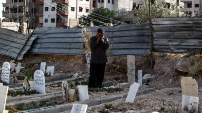 Oorlog in Syrië eiste al meer dan 360.000 doden, onder wie ruim 20.000 kinderen