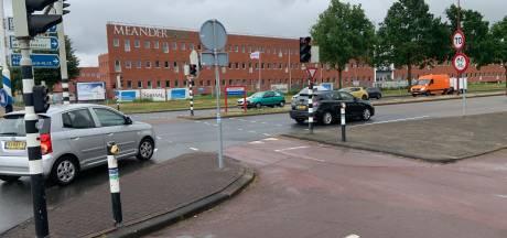 Veilige oversteekplaats voor bewoners Meander Park Nieuwegein zit er voorlopig niet in