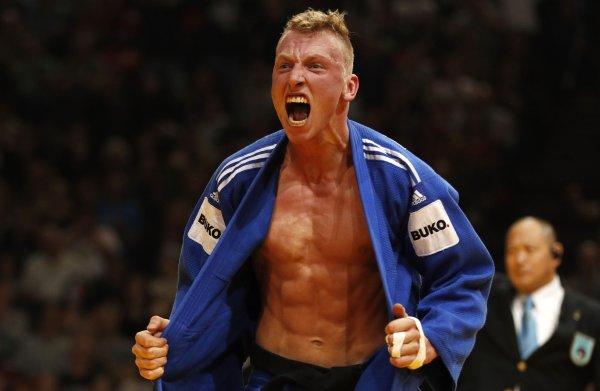 Judoka Frank de Wit kan een kampioen worden – als hij het ongeduldige beest in zichzelf temt