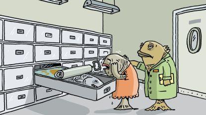 Israëliër wint Internationale Cartoonwedstrijd Knokke-Heist