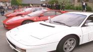 Uit het archief: Jean-Pierre Van Rossem pocht met Ferrari's op huwelijk