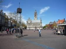 Binnenstad Middelburg krijgt  elke zondag schoonmaakbeurt