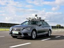 Ook Toyota schort tests met zelfrijdende auto's op