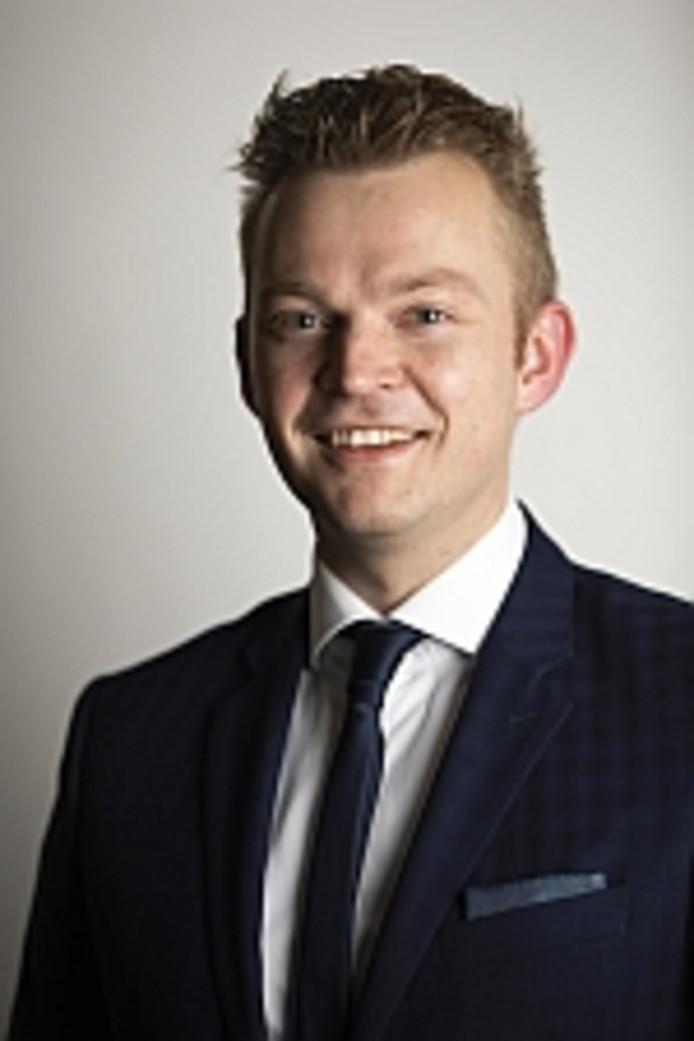 Wethouder Alwin Mussche
