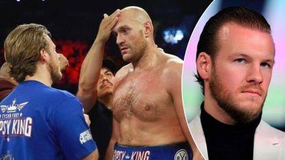 """De trainer die Tyson Fury vanuit de goot mee richting wereldtitel loodste: """"Als zijn vrouw hem geen sorry had doen zeggen, was ik vertrokken"""""""