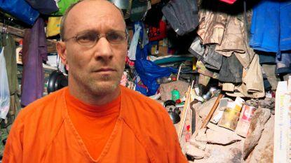 Pedofiel (44) leeft 3 jaar ondergedoken in volgestouwde bunker. En werd toevallig ontdekt