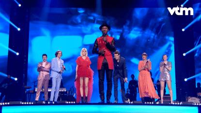 Hebben jullie ook genoten van het optreden van Aloe Blacc met de kandidaten van 'The Voice'