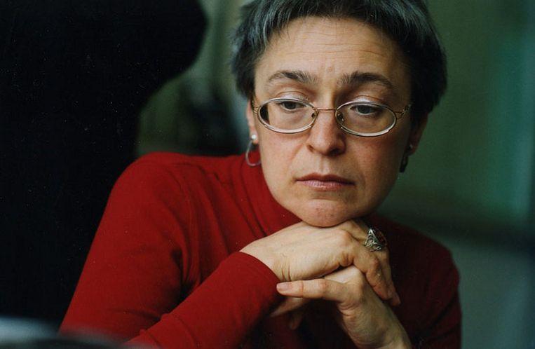 De Russische advocate Moskalenko vertegenwoordigt onder meer de familie van de vermoorde journalist Anna Politkovskaja (foto). Foto GPD/Ksenia Bondarjovaja Beeld