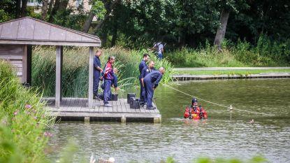 DOVO gestart met opruimen van vijvers in Maria-Hendrikapark na vondst oorlogsmunitie: buit voorlopig mager