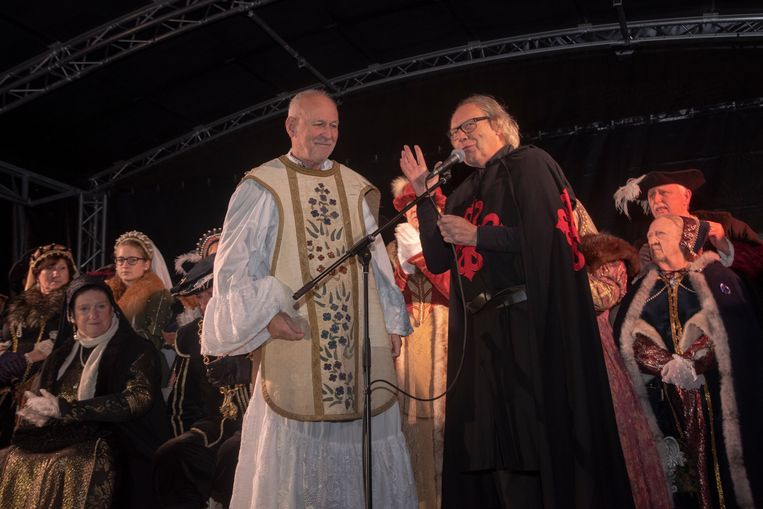 Herman Laneau werd uitgekozen als Livinius 2018