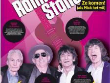 Redactionele blijdschap over The Stones verrast Pinkpop