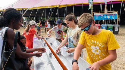 Afgelast festival Sfinks leent mobiele lavabo's gratis uit aan scholen