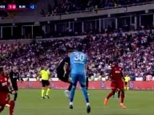 Sivasspor-goalie verliest bewustzijn na ongelukkige botsing