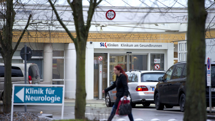 De Klinikum am Gesundbrunnen, het Duitse ziekenhuis in Heilbronn waar de omstreden neuroloog Ernst Jansen Steur werkt volgens de NOS en RTV Oost.
