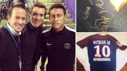 Gilles De Bilde kon in Parijs handtekening van Neymar scoren, maar net daarom houdt hij nu stevige kater over aan trip