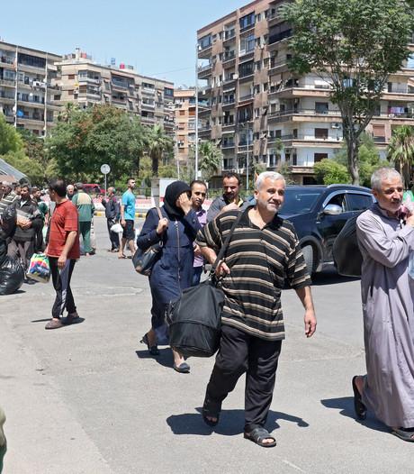 Regering Syrië laat honderden gevangenen vrij