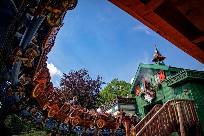 De nieuwste attractie van de Efteling Max & Moritz werd in juni dit jaar geopend. Ook voor de komende jaren heeft de Efteling uitbreidingsplannen en daarvoor moet de gemeente Loon op Zand het bestemmingsplan verbeteren.
