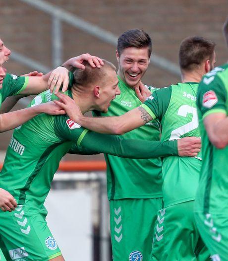 Van Heertum loodst De Graafschap naar overtuigende zege op FC Volendam