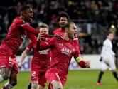 AZ houdt door late penalty Koopmeiners hoop ondanks moeizame wedstrijd