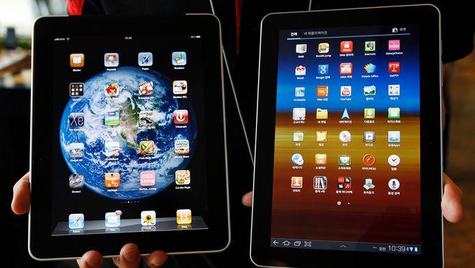 De Galaxy Tab 10.1 © anp