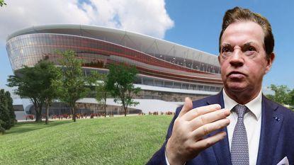"""Schauvliege geeft Eurostadion ultieme genadeslag, Ghelamco-baas strijdvaardig: """"Ik geef niet op"""""""