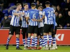 FC Eindhoven wint dankzij mooie goals Bourard; debuut keeper Bergsen