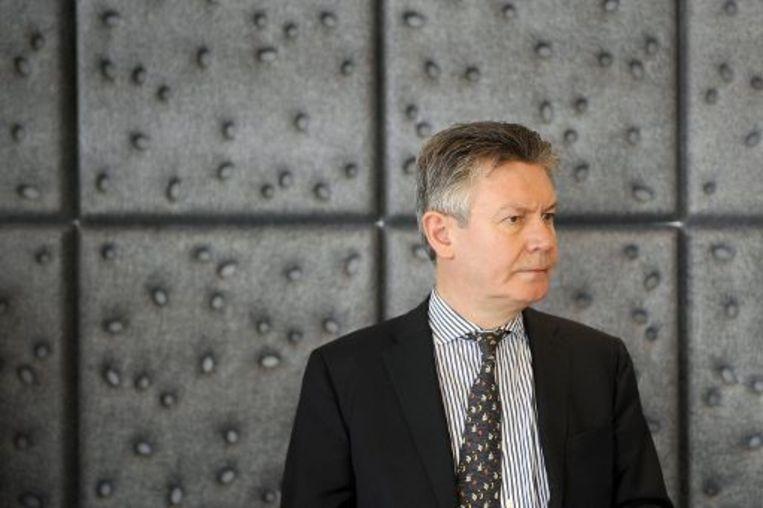 Minister van Buitenlandse Zaken Karel De Gucht.