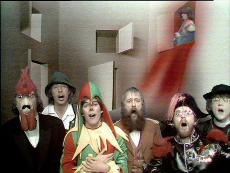 De BV Haast Show (1977). Beeld Jaap Drupsteen
