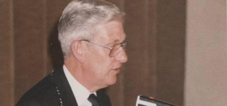 Oud-burgemeester Vos: bestuurder van de oude stempel