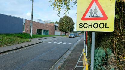 Nieuwe proefopstelling moet omgeving rond Het Groene Dal verkeersveiliger en kindvriendelijker maken